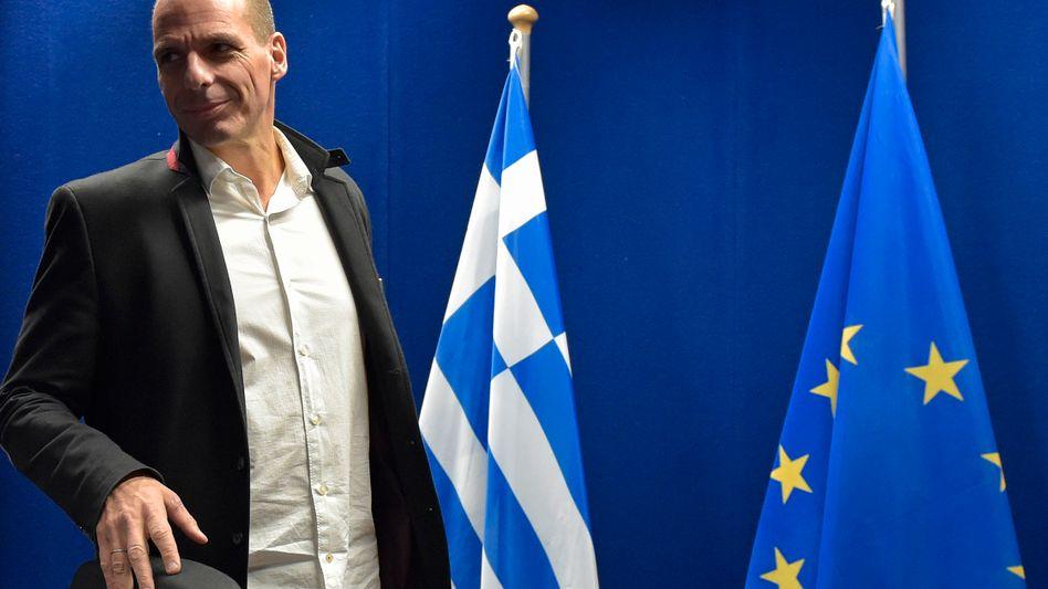 """Griechischer Finanzminister Varoufakis: """"Eine neue Doktrin, die Europa vereinigt"""""""