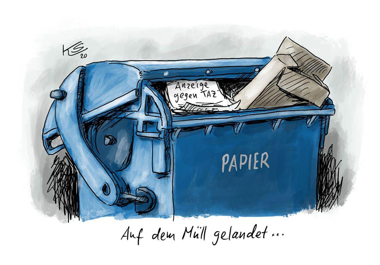 Cartoon 25.06.20