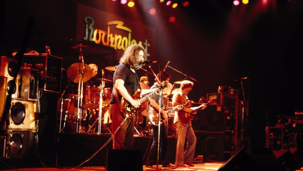 """40 Jahre Rockpalast: """"German television proudly presents"""""""