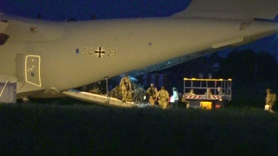 Der Evakuierungseinsatz der Bundeswehr ist vorbei, die Debatte geht weiter