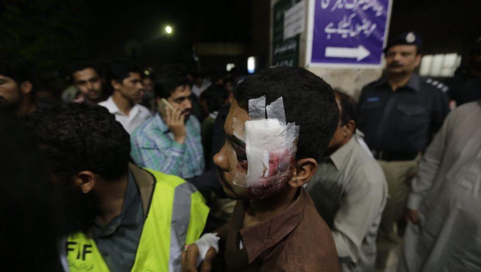 Lahore in Pakistan