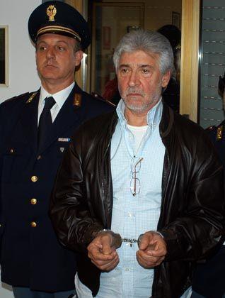 """Cosa-Nostra-Boss Lo Piccolo: """"Wir machen keine Geschäfte mit den Bullen"""""""