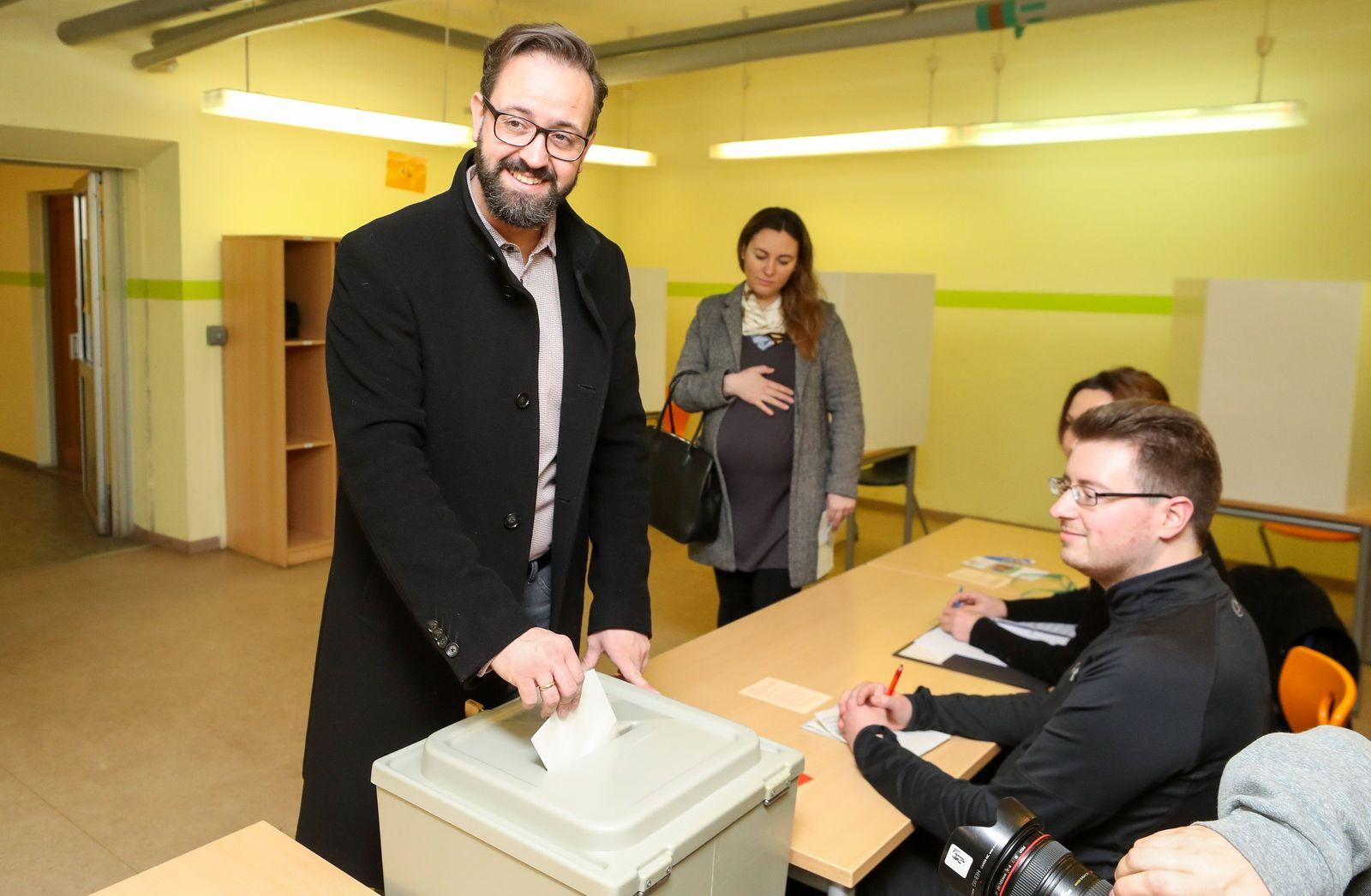 Leipziger wählen neuen Oberbürgermeister