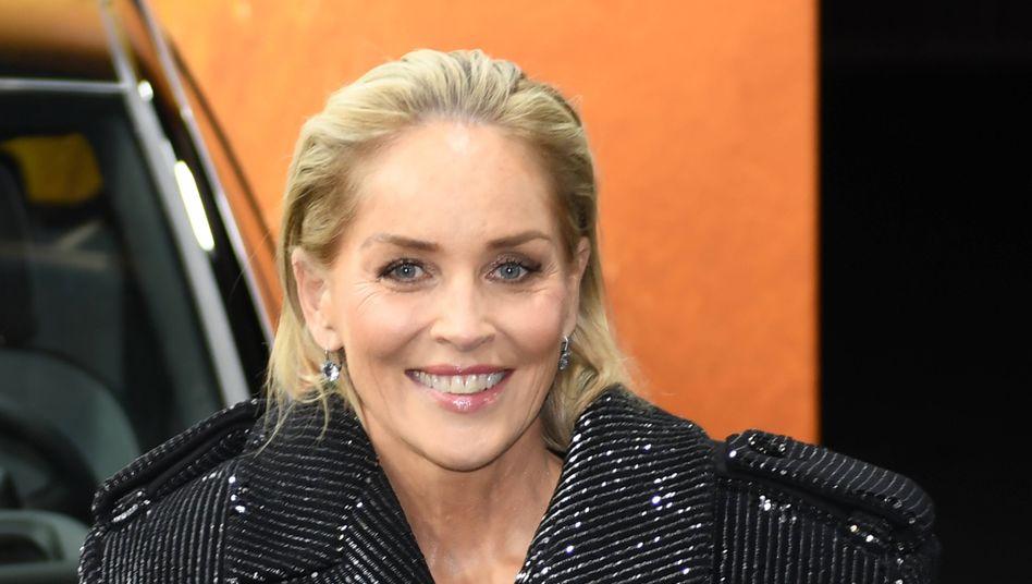"""Sharon Stone: Wurde mit """"Basic Instinct"""" bekannt"""