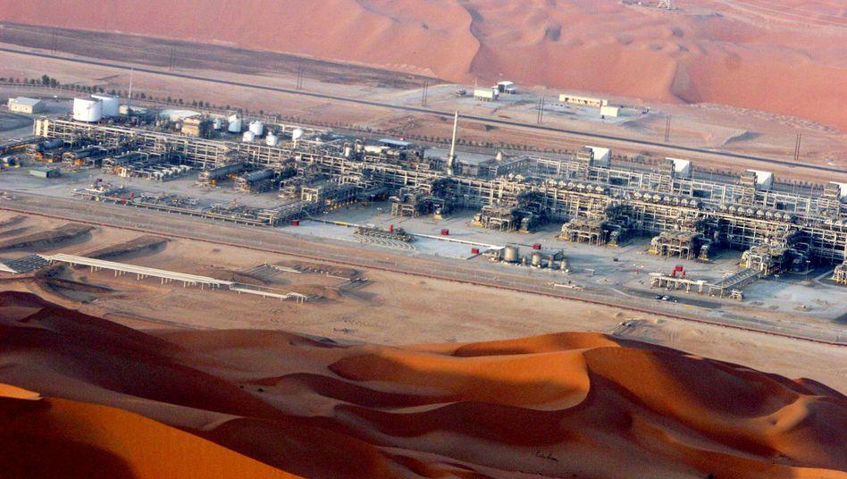"""Ölfeld in Saudi-Arabien: """"Chaotische Entscheidungsprozesse der Opec"""""""