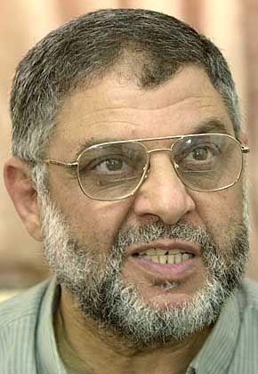 Hamas-Führer Abdel Asis Rantisi: Anschlag überlebt