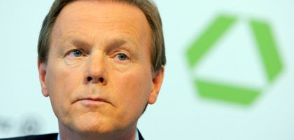 """Ex-Bank-Chef Walter: """"Rein rechtlich ergibt sich Anspruch auf Abfindung"""""""