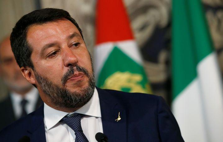 Rechtspopulist Salvini: Nicht ignorieren, sondern attackieren