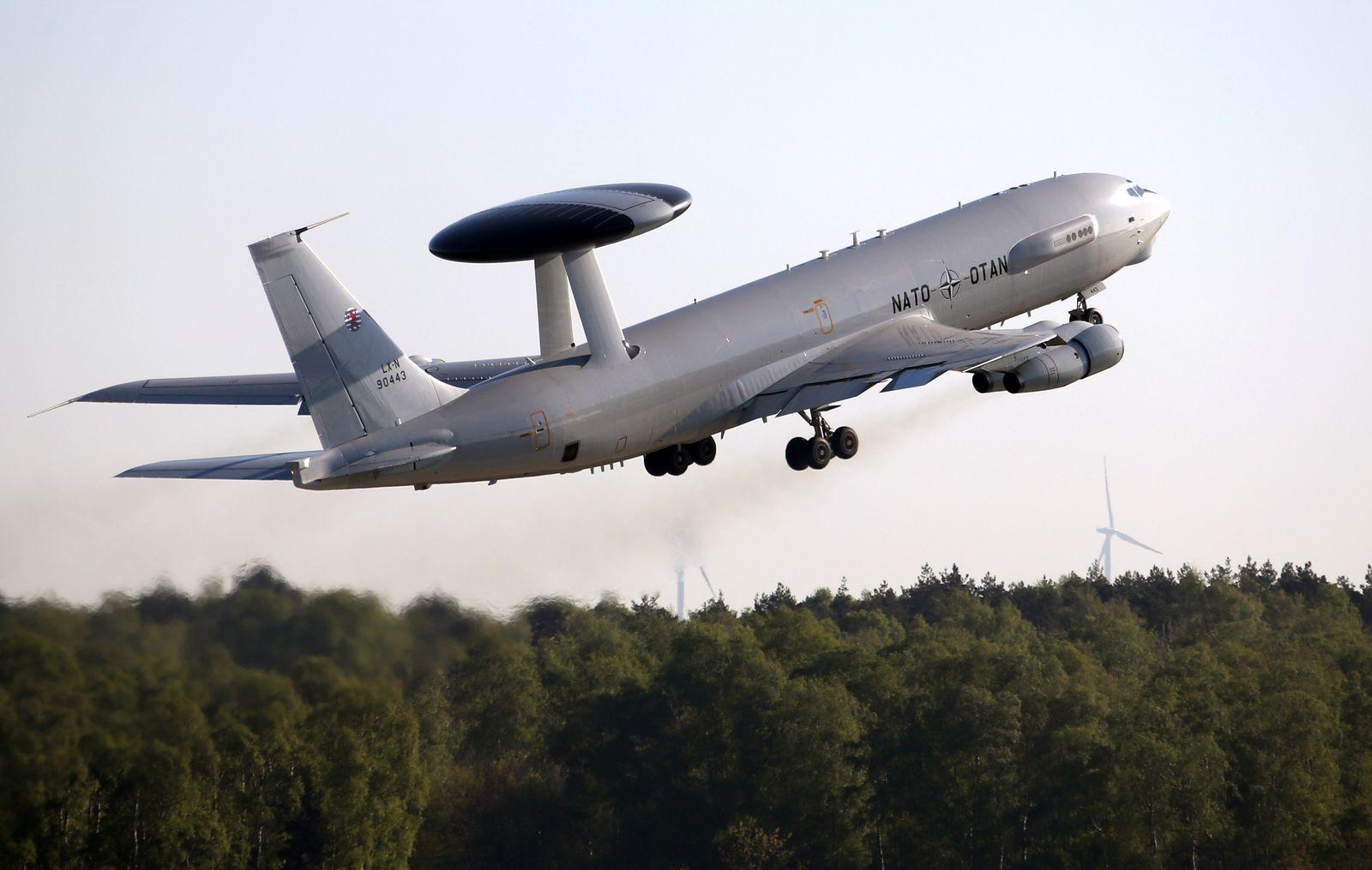 NATO AWACS / Geilenkirchen