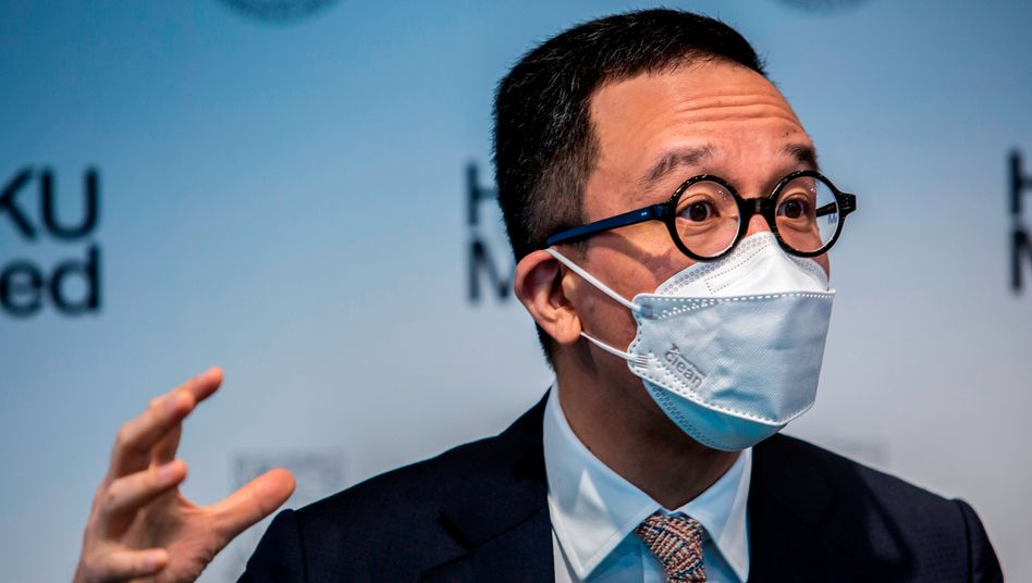 Mediziner Leung