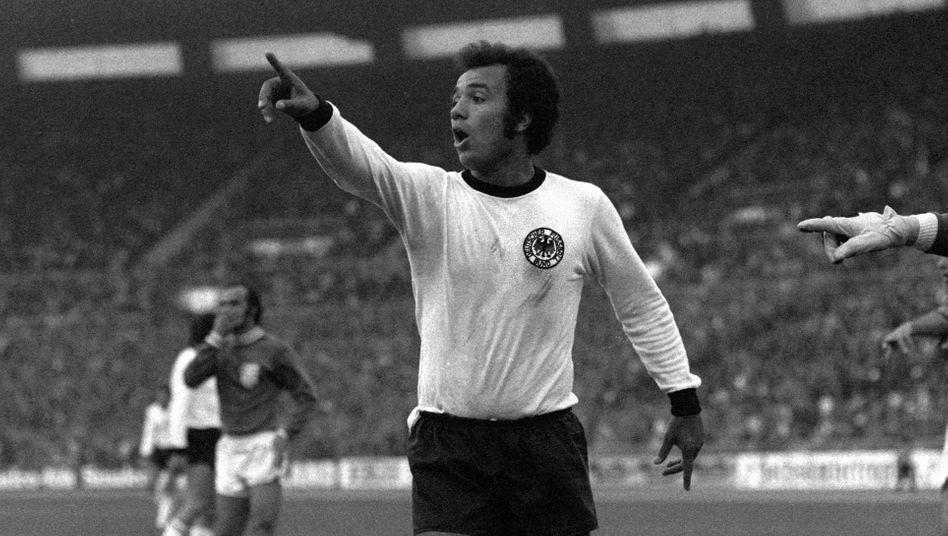 Erwin Kostedde spielte nur dreimal für Deutschland