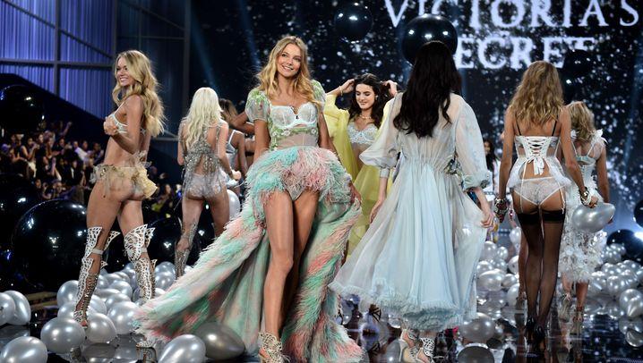 Show von Victoria's Secret: Die Engel laufen wieder