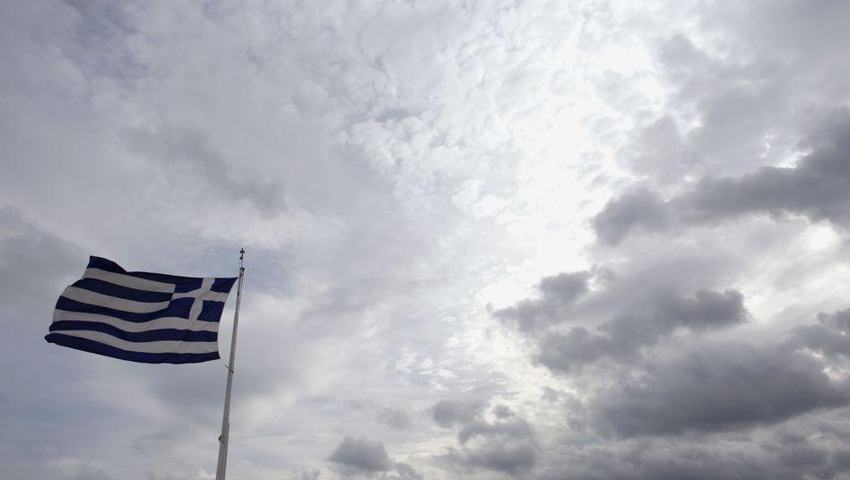 Griechische Flagge: Reformliste umfassend genug