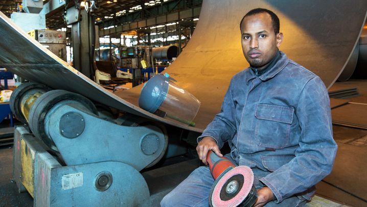 Mitarbeiter gesucht: Diese Branchen hoffen auf Flüchtlinge