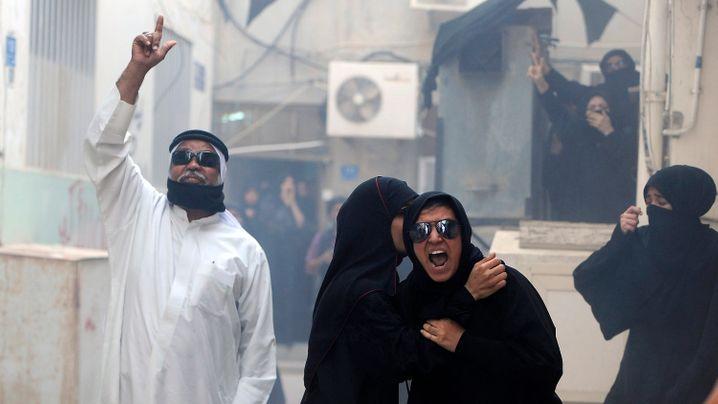 Formel 1 in Bahrain: Grand Prix in einem gespaltenen Land