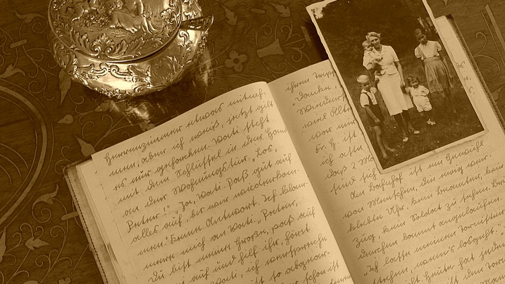 """Flucht vor der Roten Armee: """"Meine frühere Welt ist futsch"""""""