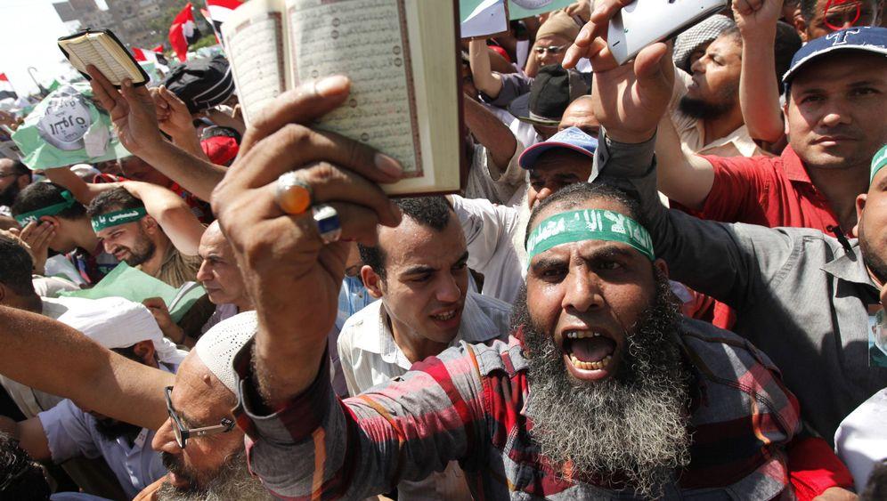Photo Gallery: Morsi's Morally Bankrupt Presidency