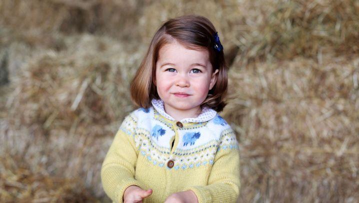 Britische Prinzessin: Darling Charlotte