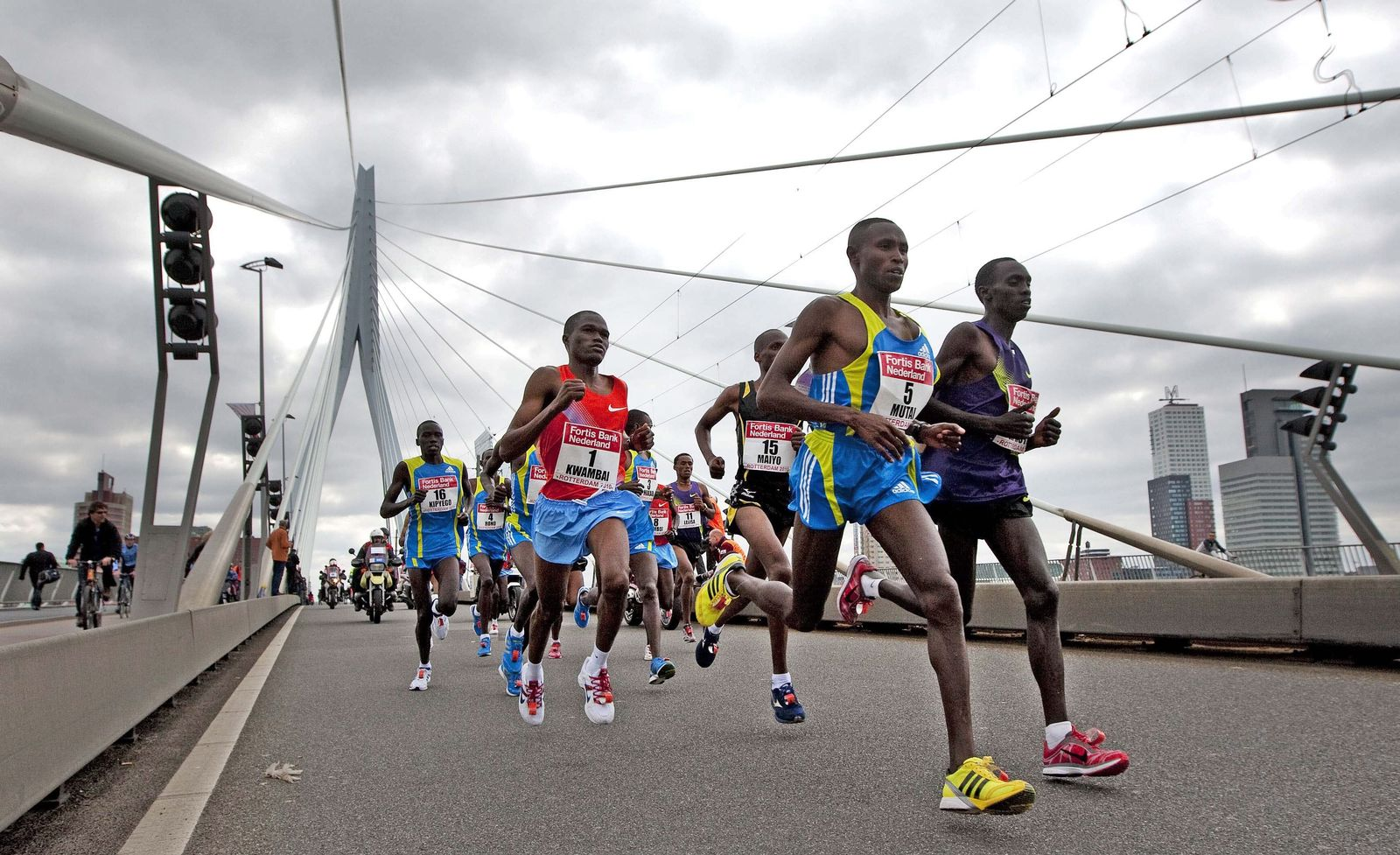 Marathon / Rotterdam