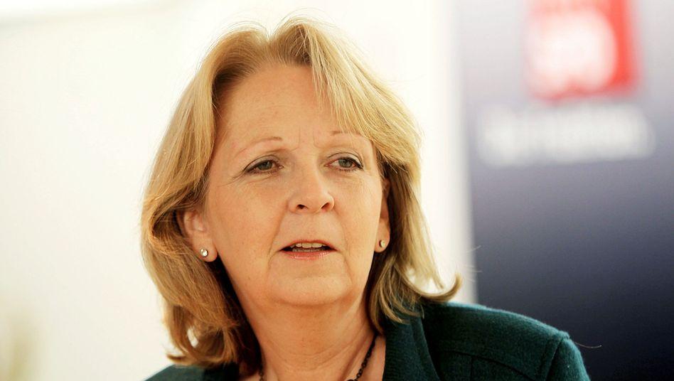 SPD-Kandidatin Kraft: Langzeitarbeitslose sollen etwas für die Gesellschaft leisten