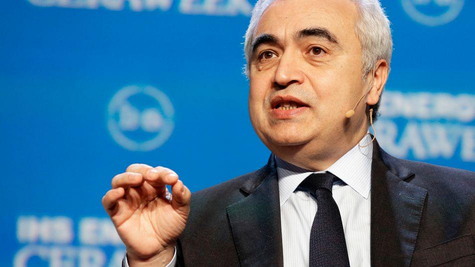 Fatih Birol: Besser machen als in der Finanzkrise