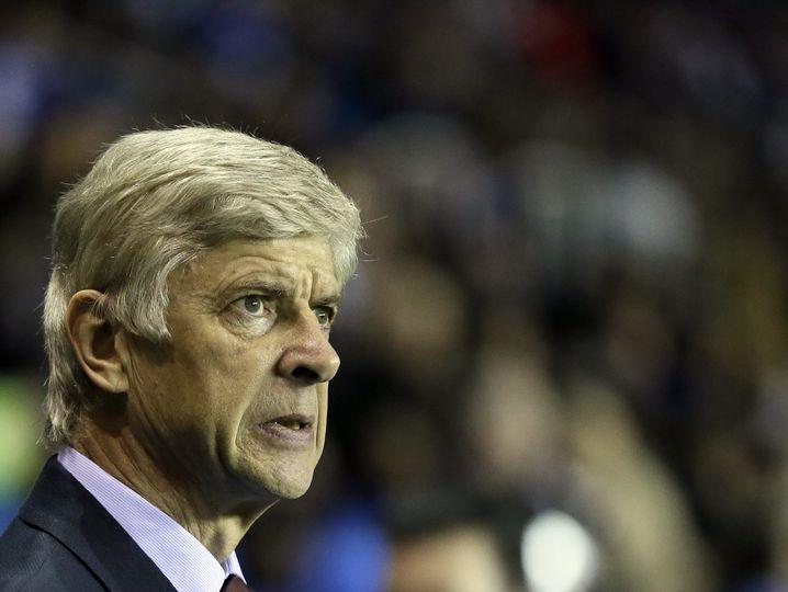 """Arsenal-Coach Wenger: """"Ich habe einen Vertrag hier"""""""