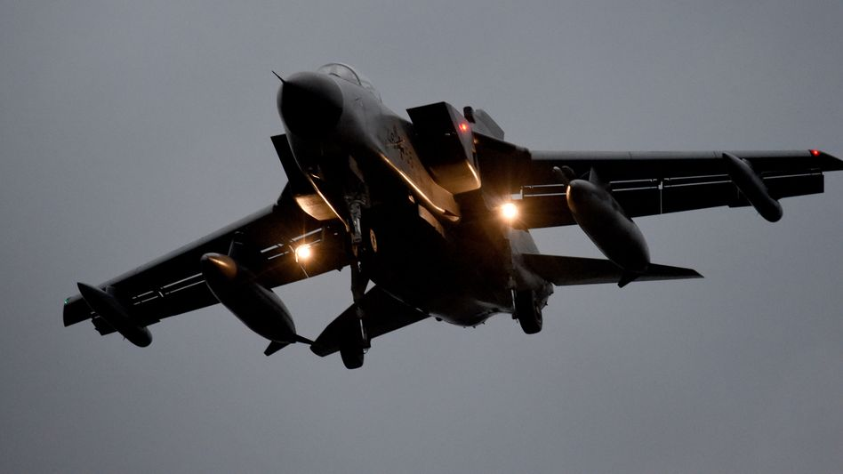 """""""Tornado"""" des Taktischen Luftwaffengeschwaders 51 """"Immelmann"""": Zensierte Aufklärungsdaten"""