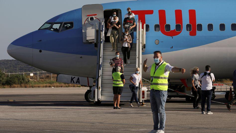TUI-Flieger: Aktionäre machen Weg für den Bund frei