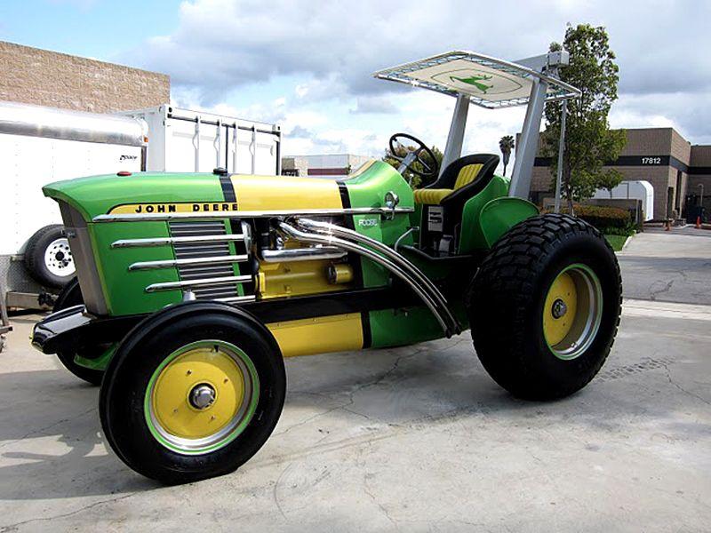 Sixt Traktor