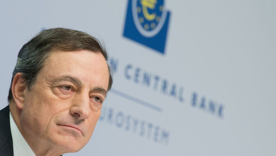 Kauf von Staatsanleihen: EZB flutet Märkte mit 60Milliarden Europro Monat
