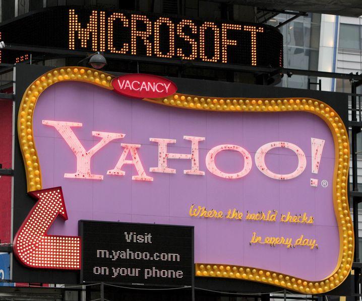Yahoo und Microsoft: Strategische Partnerschaft