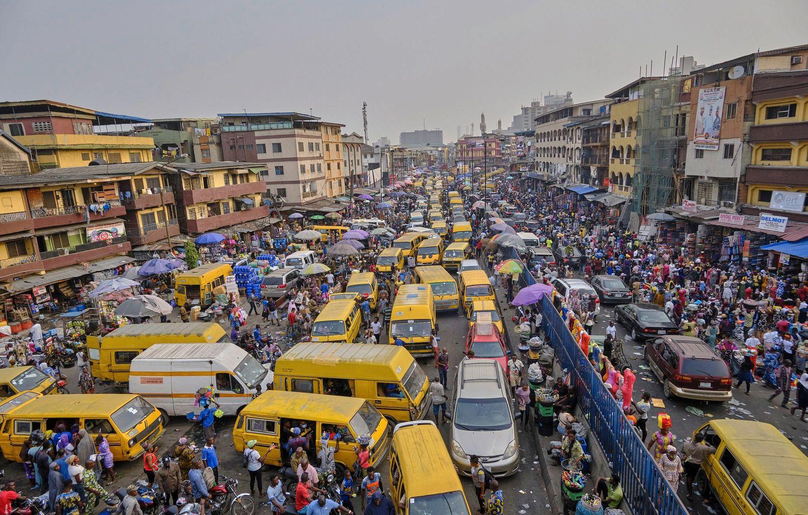 Daily life in Nigeria amid Covid-19