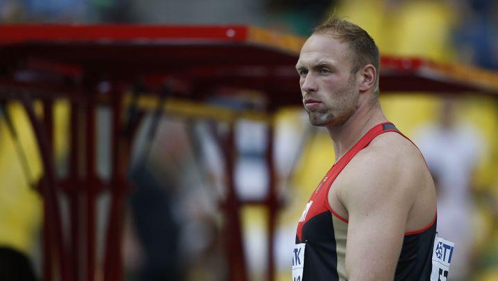 Hartings WM-Triumph: Mit Rückenschmerzen zum Titel