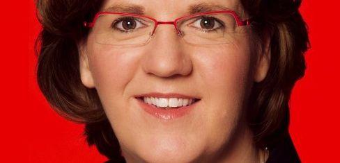 Kerstin Griese, 42, SPD-Bundestagsabgeordnete