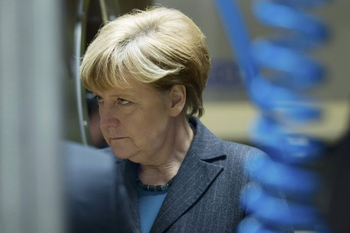 Angela Merkel: Many European leaders are waiting for the opportunity to put the German chancellor in her place.