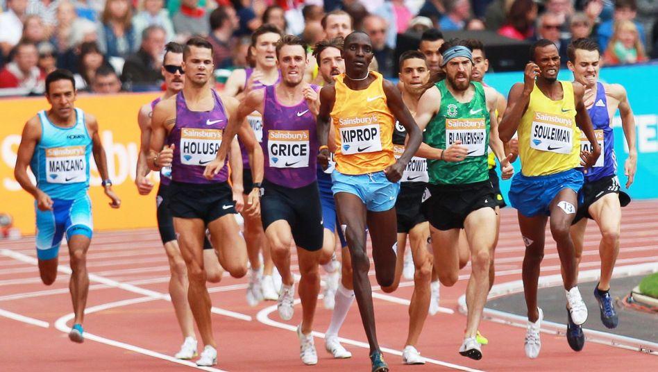 Langstreckenläufer: 800 verdächtige Sportler
