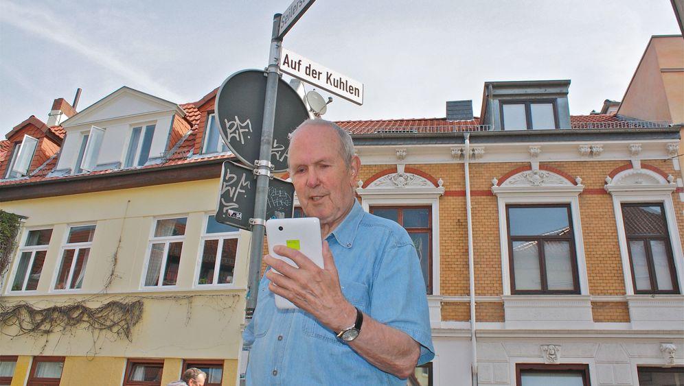 Senioren online: Erich Kölling entdeckt das Tablet