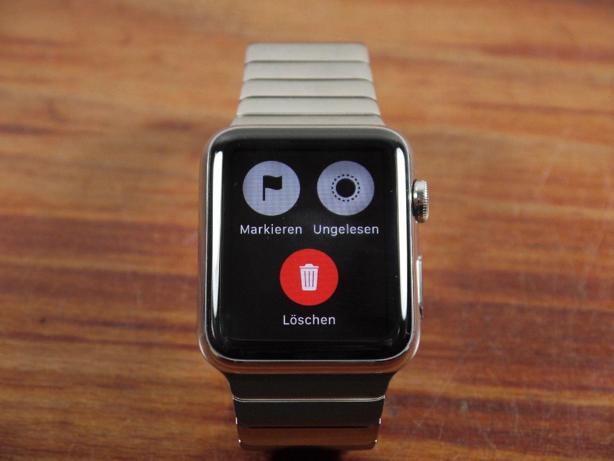 Apple Watch/ ACGHTUNG SPERRFRIST 8.4.2015 14 Uhr