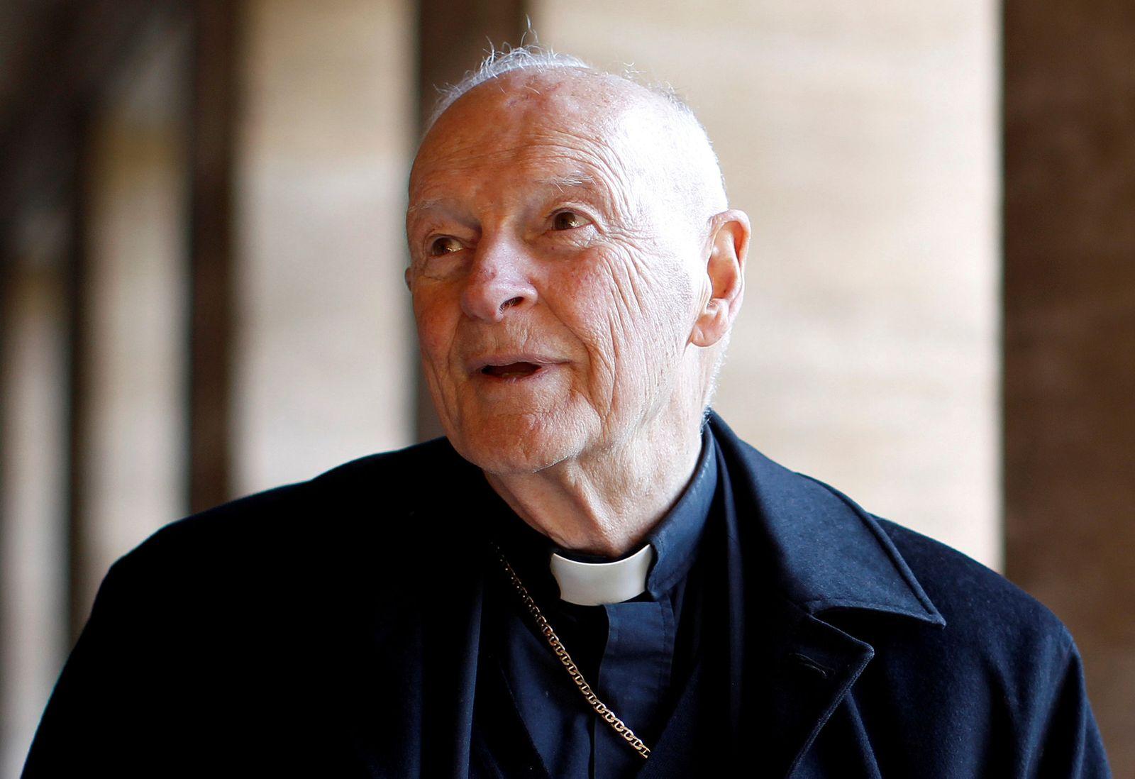 POPE-ABUSE/MCCARRICK