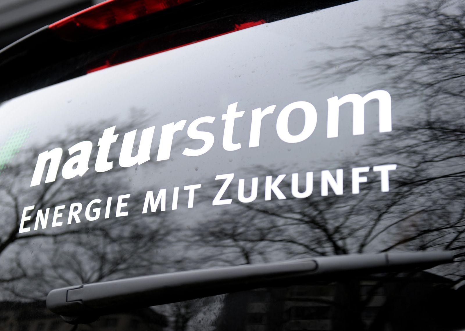 Ökostrom - Naturstrom
