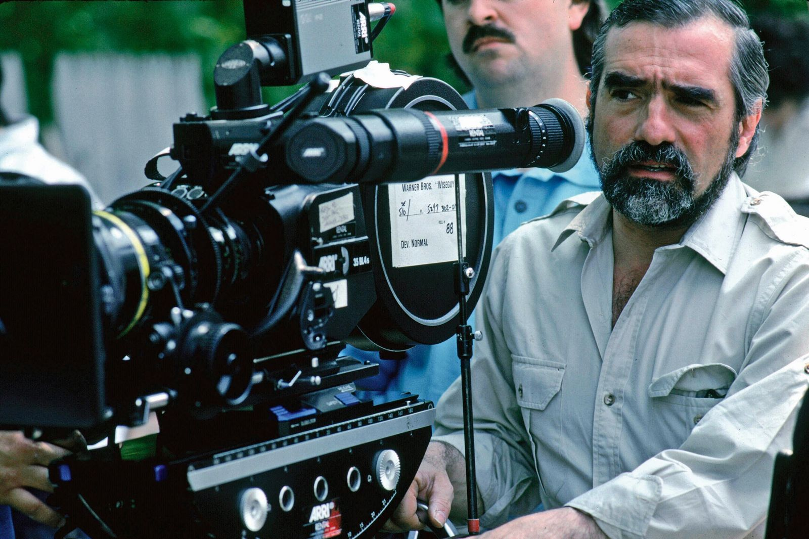 EINMALIGE VERWENDUNG Martin Scorsese