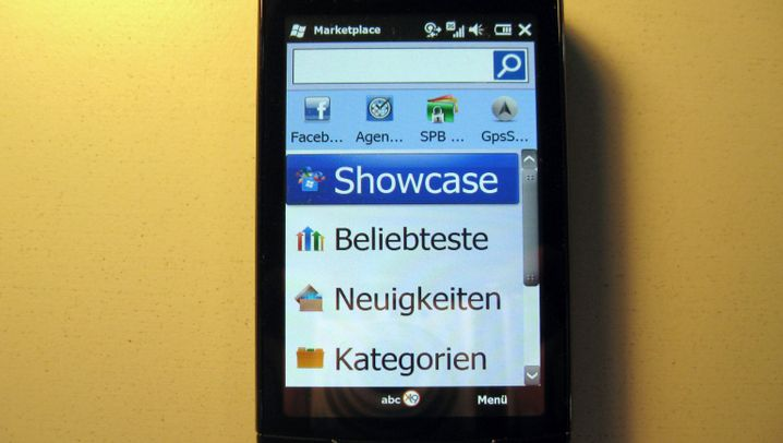 Microsoft Marketplace for Mobile: Frühstart mit 19 Programmen
