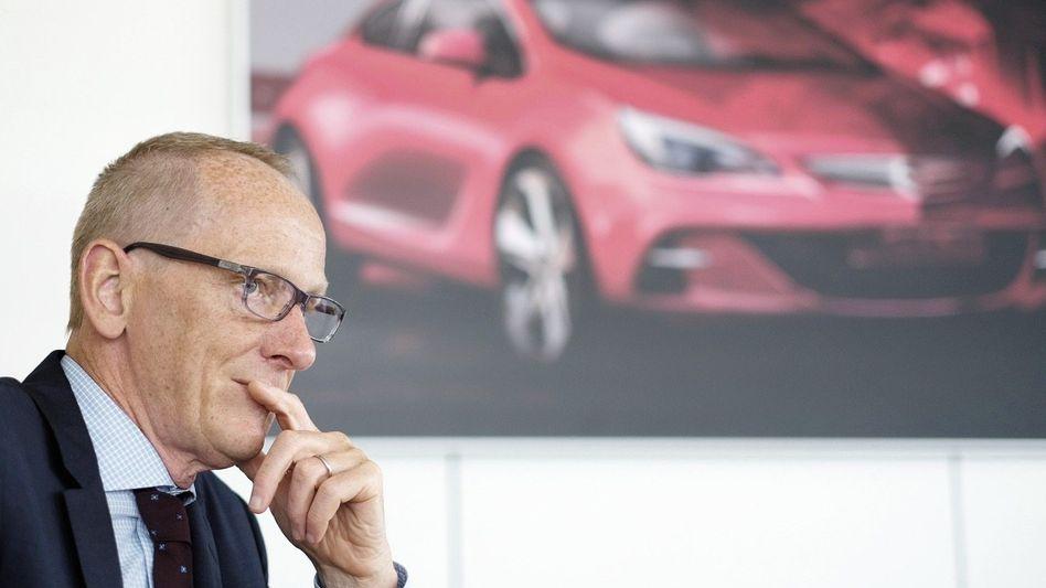 Opel-Chef Neumann Angeblich zum Schutz des Motors