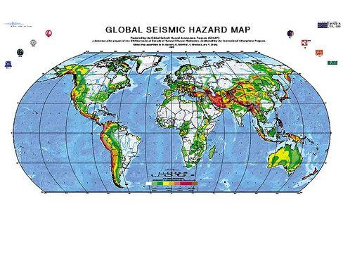 Globale Erdbebenrisiken: Gefahr an Bruchstellen