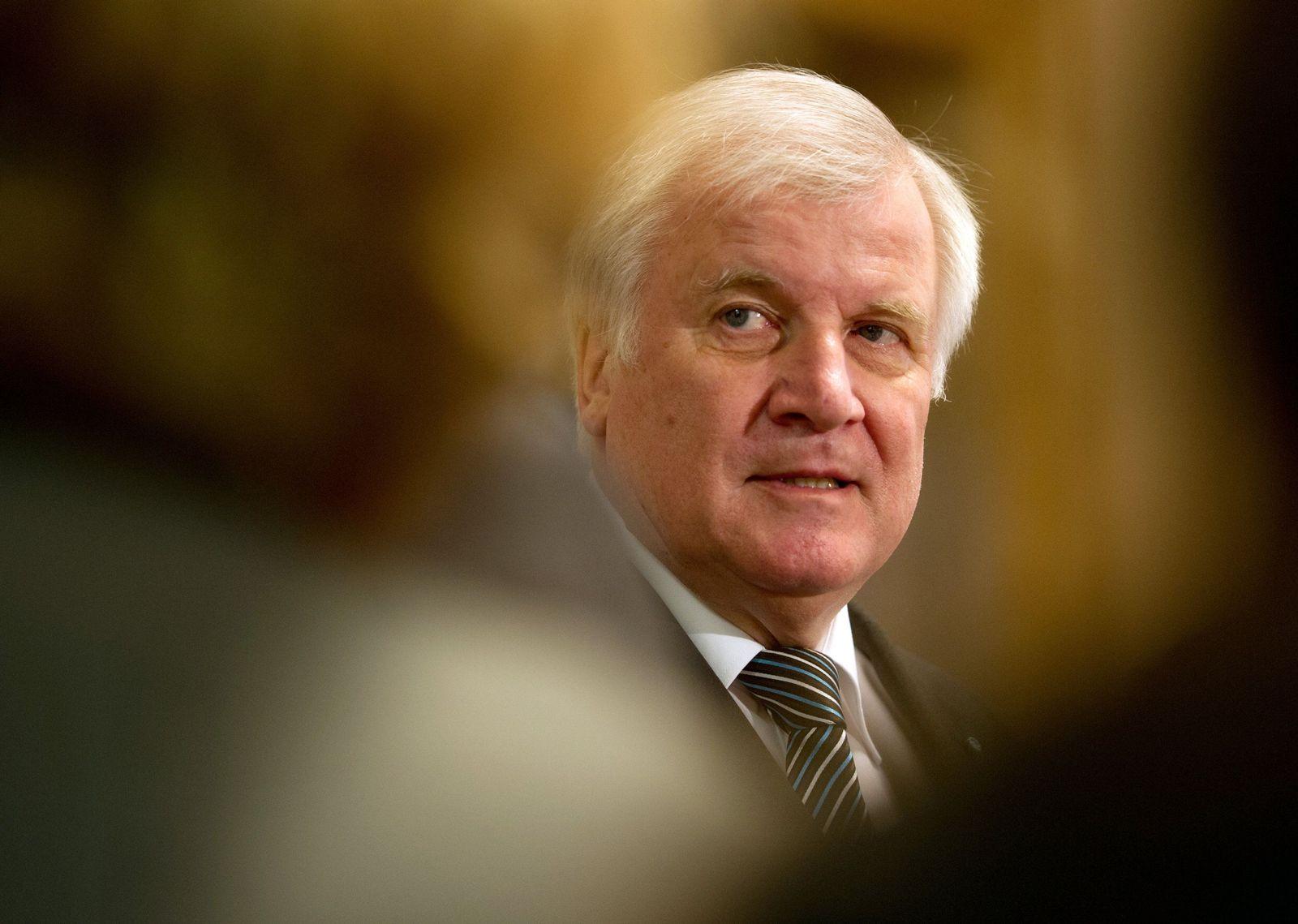Horst Seehofer / CSU / Klausurtagung
