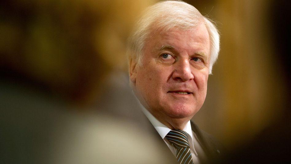 """CSU-Chef Seehofer: """"Verantwortung gegenüber den Hinterbliebenen"""""""