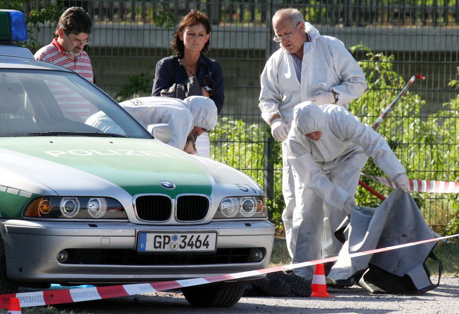 THEMEN Polizistenmord Heilbronn