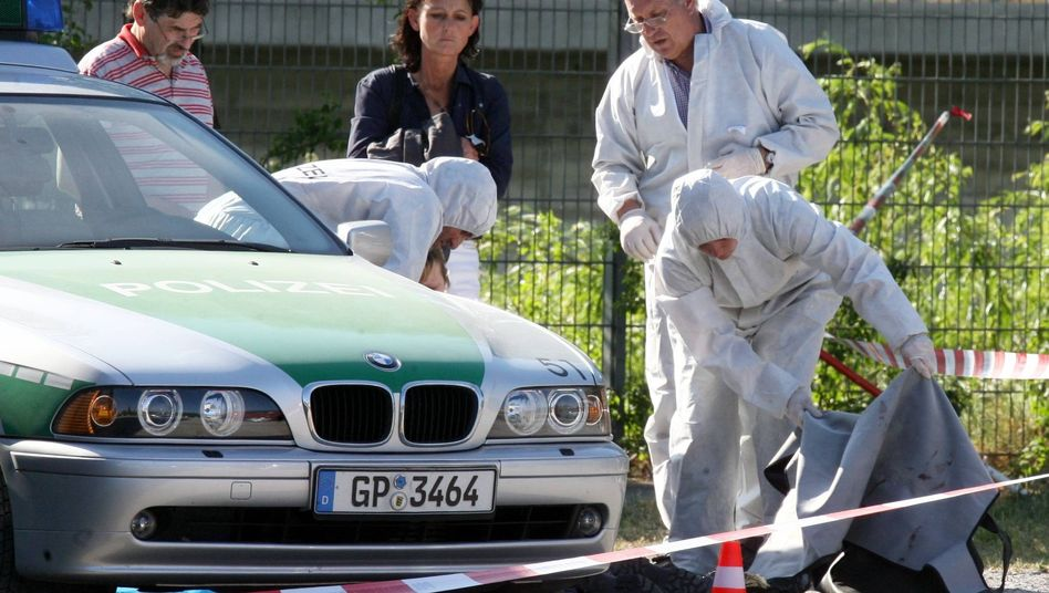 Heilbronner NSU-Mord: Ermittler spekulieren über Verbindung zumUmfeld der Polizistin