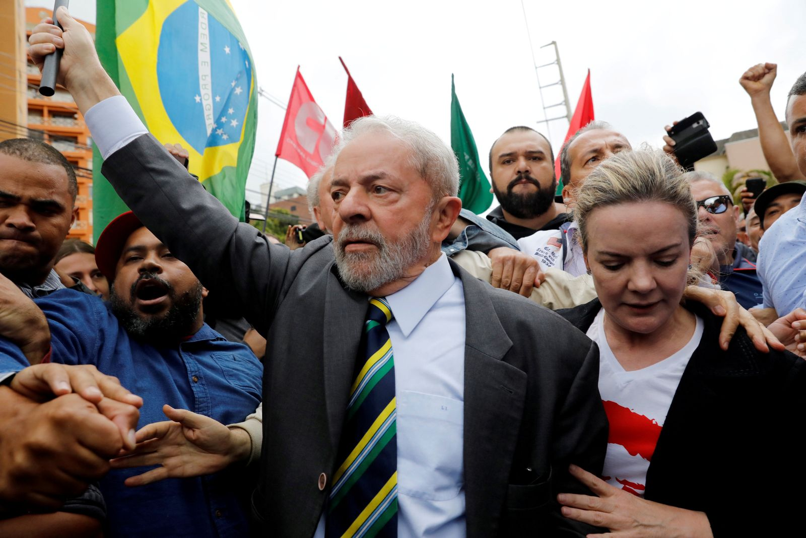 Lula da Silva/ Gleisi Hoffmann