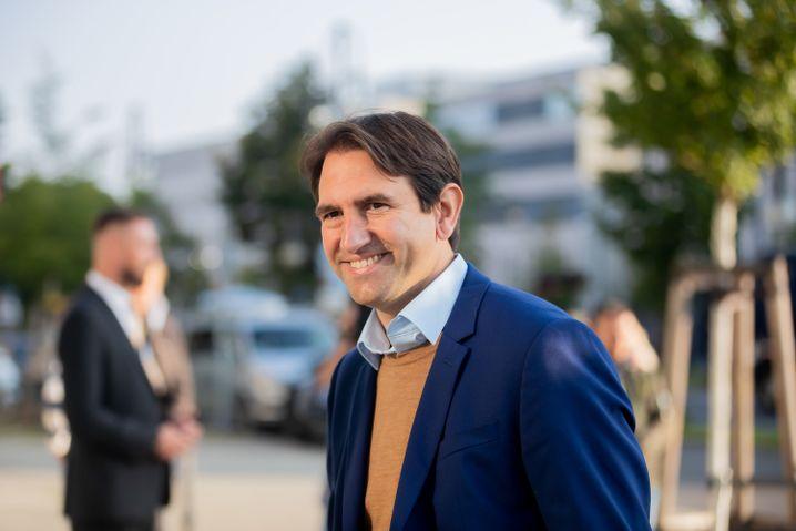 Andreas Jung, stellvertetender Unionsfraktionschef